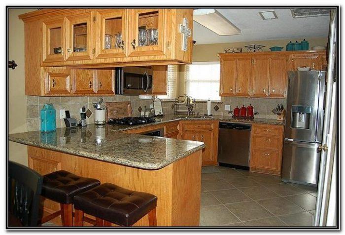 Kitchen Cabinet Refinishing Springfield Mo