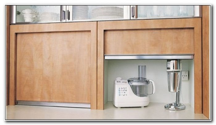 Kitchen Cabinet Roller Doors Perth