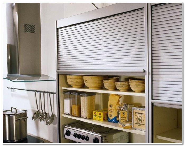 Kitchen Cabinet Roller Doors Uk