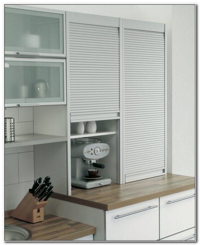 Kitchen Cabinet Roller Shutter Doors