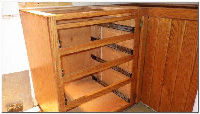Kitchen Cabinets Drawer Slides