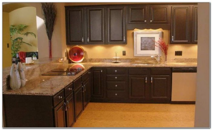 Kitchen Cabinets Refinishing Diy