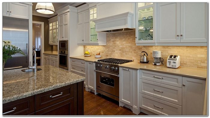 Kitchen Cabinets With Quartz Countertops