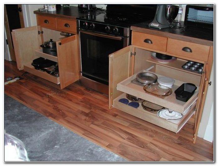 Kitchen Cupboard Drawer Slides