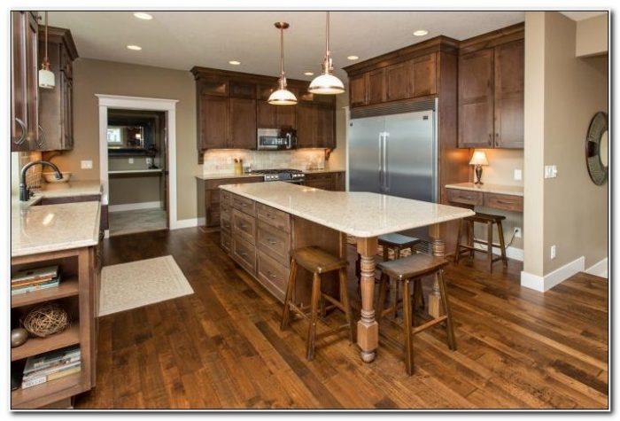 Kitchen Paint Colors Knotty Alder Cabinets