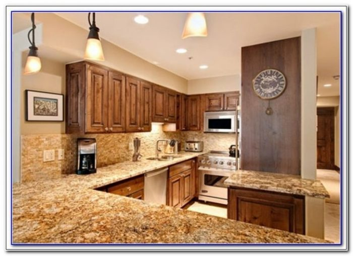 Knotty Alder Kitchen Cabinets Utah