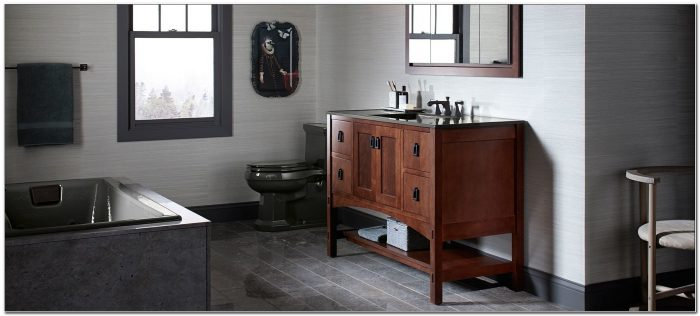 Kohler Bathroom Vanities Cabinets