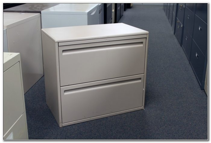 Lateral File Cabinet Used