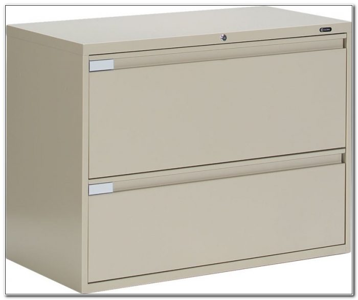 Lateral Filing Cabinet 2 Drawer