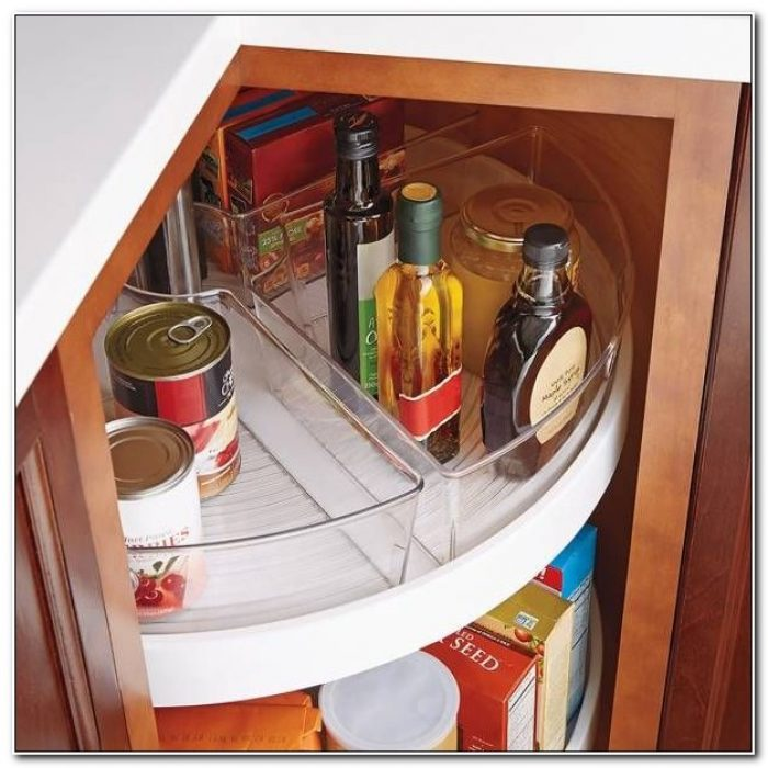 Lazy Susan Organizer For Kitchen Cabinets