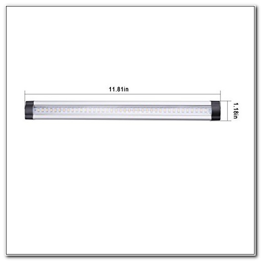 Le Dimmable Under Cabinet Lighting