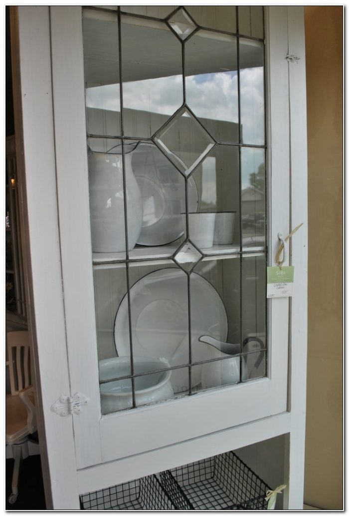 Leaded Glass Kitchen Cabinets Patterns
