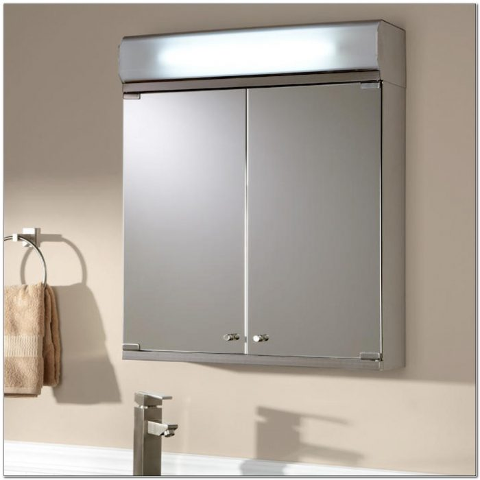 Lighted Bathroom Medicine Cabinets Mirrors