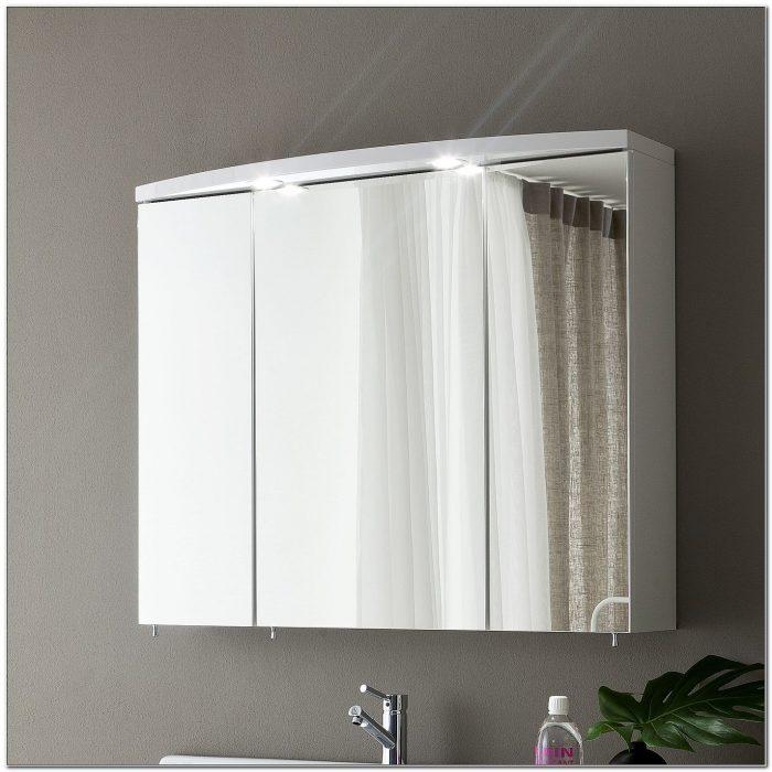 Lighted Mirror Medicine Cabinet Bathroom