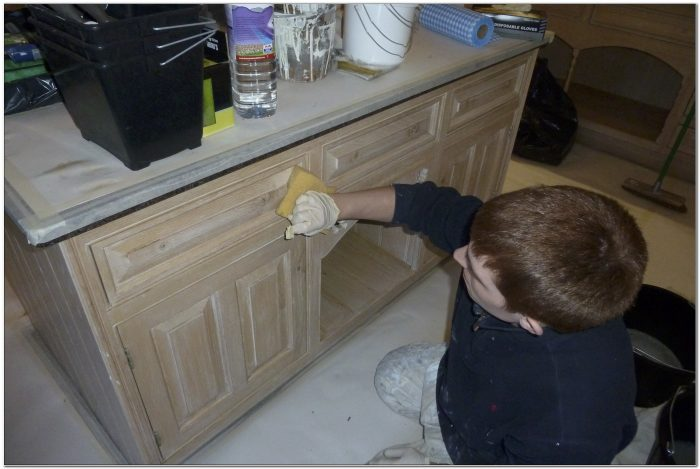 Limed Oak Kitchen Cupboard Doors