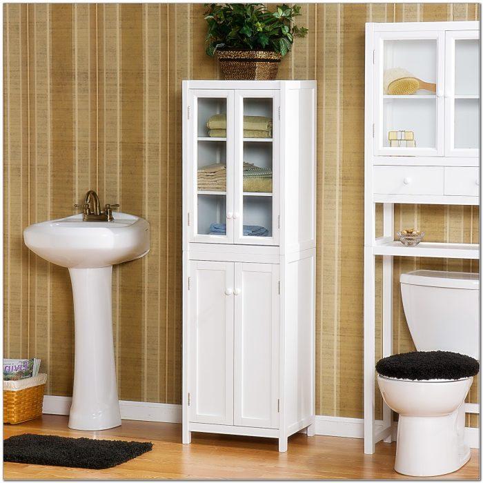 Linen Cabinets For Bathroom Target