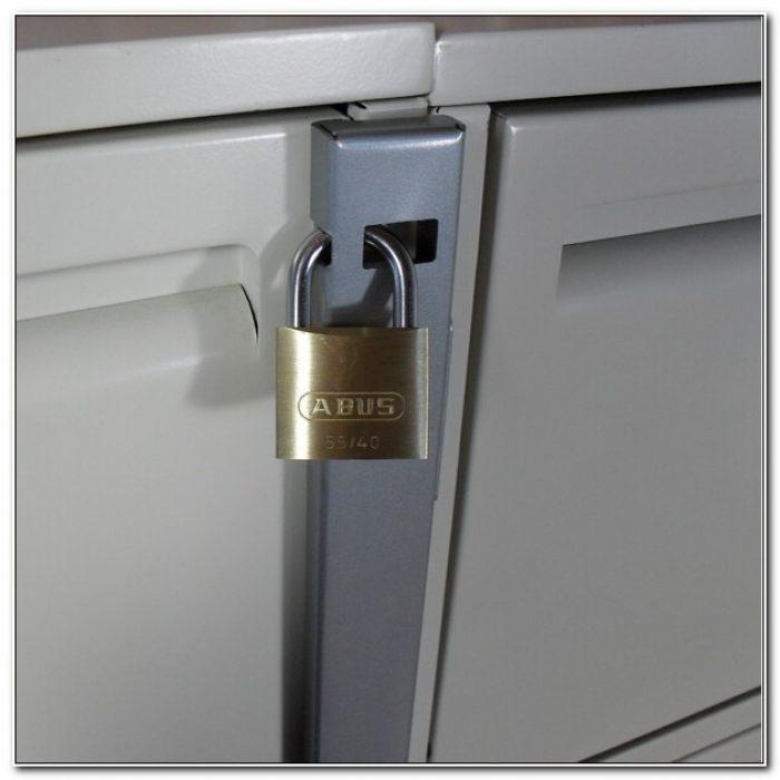 Locking Bar For 2 Drawer File Cabinet