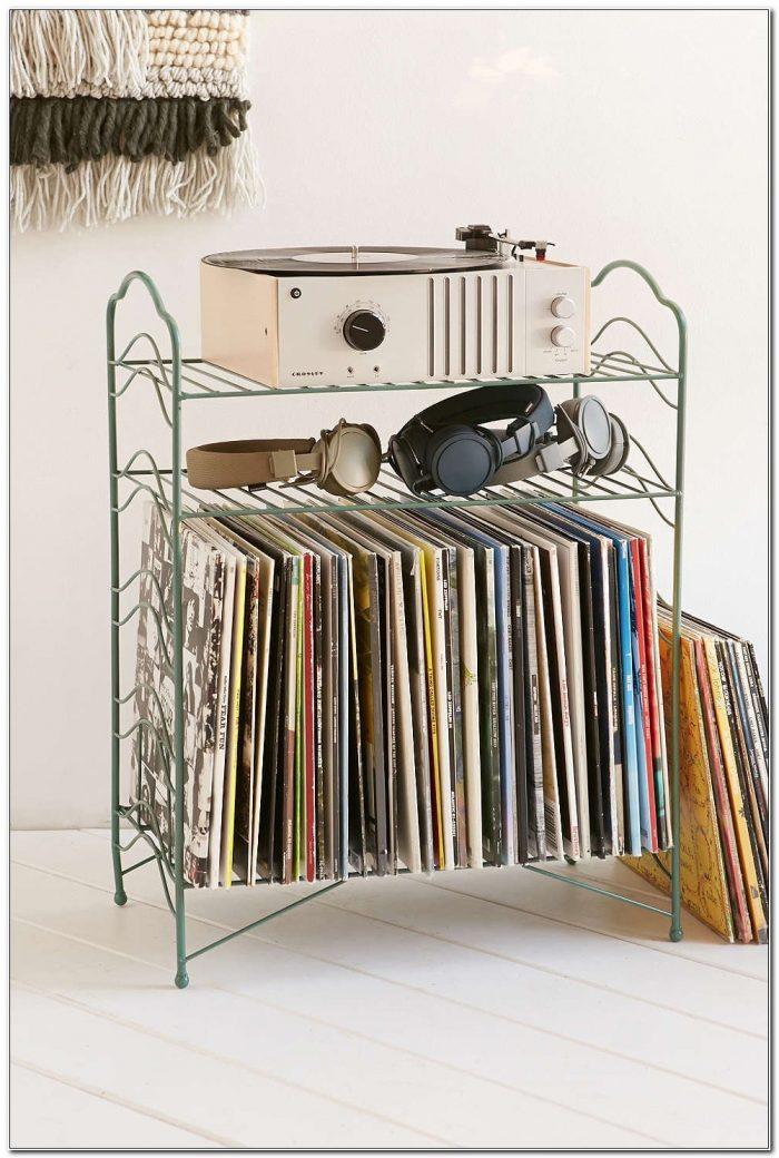 Lp Record Storage Shelves