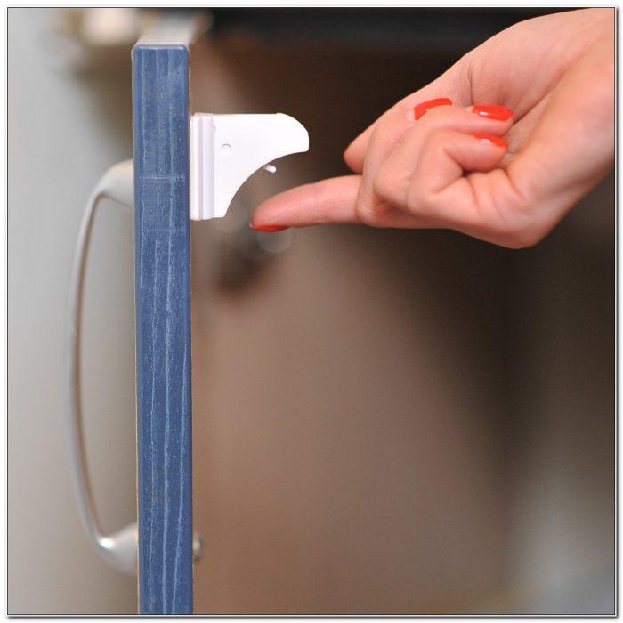 Magnetic Cabinet Door Lock Kit