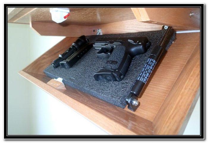 Magnetic Lock For Gun Cabinet