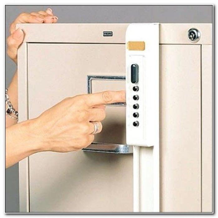 Major File Cabinet Security Bar