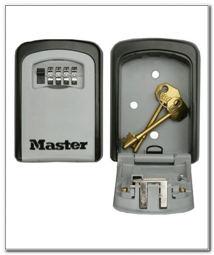 Master Lock Key Box Combination