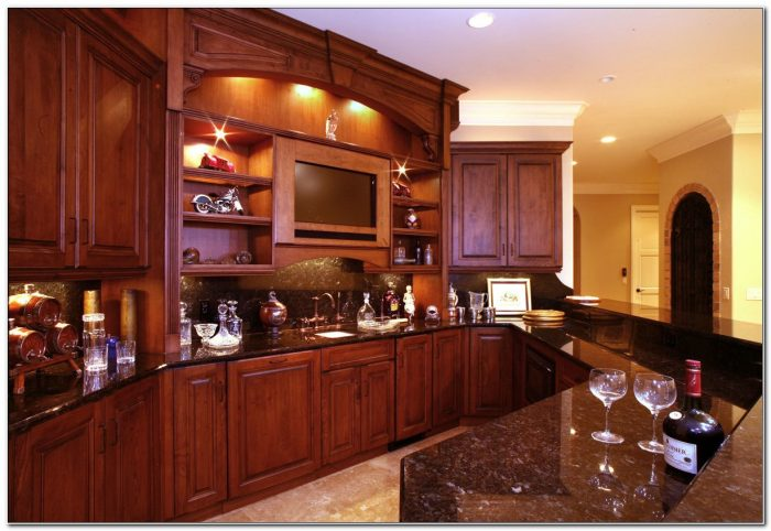 Matching Kitchen Cabinets With Countertops