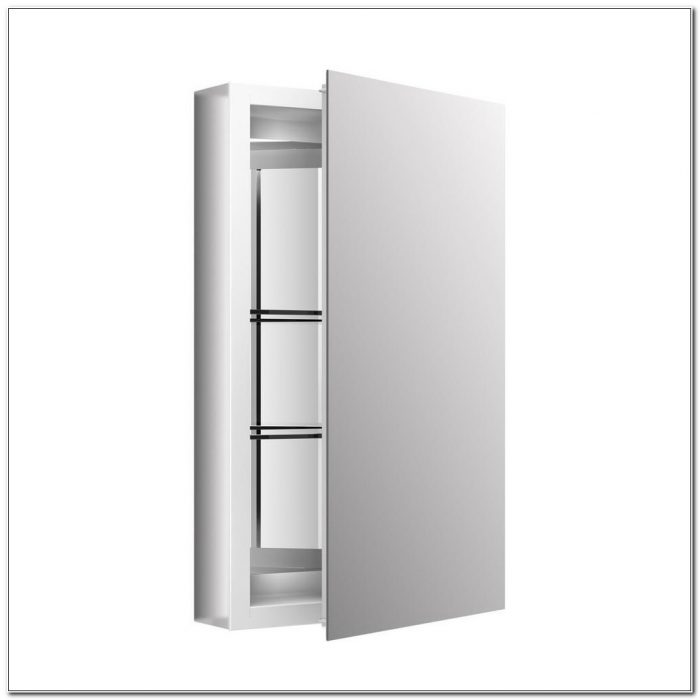 Medicine Cabinet Surface Mount Vs Recessed