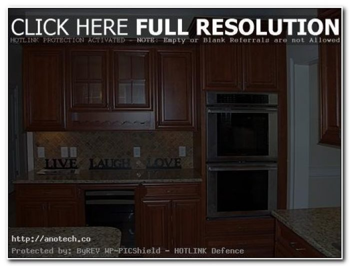Merillat Double Wall Oven Cabinet