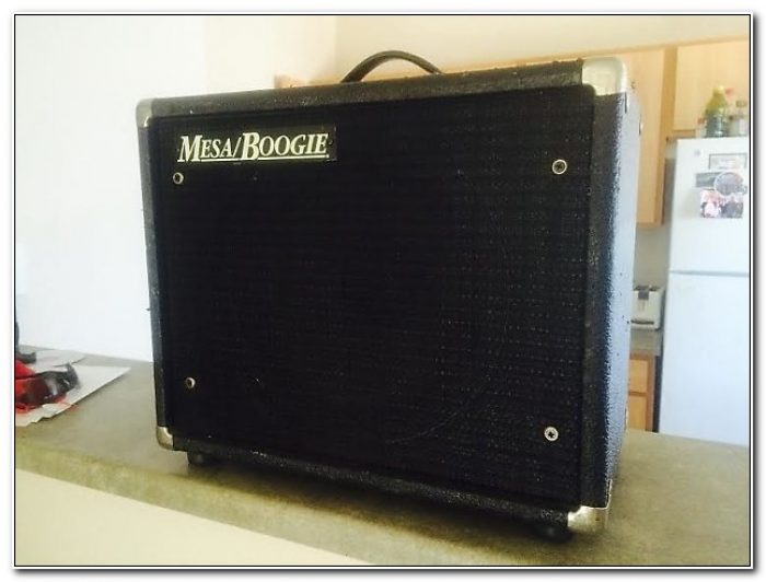Mesa Boogie 1x12 Cab Black Shadow