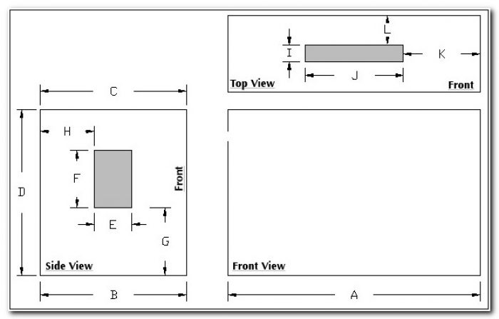 Mesa Boogie 1x12 Cabinet Dimensions