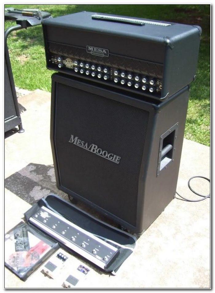 Mesa Boogie 2x12 Cabinet Vertical