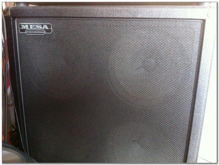 Mesa Boogie 4x10 Guitar Cabinet