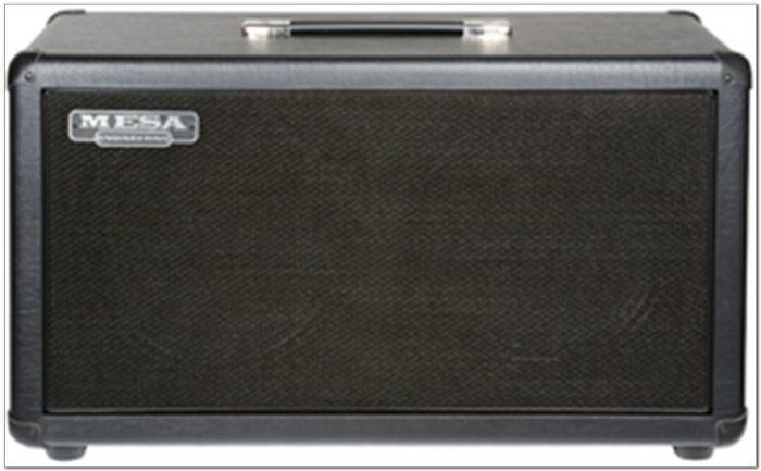 Mesa Boogie Guitar Cabinets
