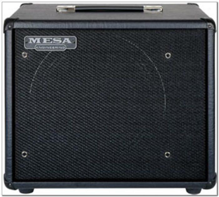 Mesa Boogie Guitar Speaker Cabinets