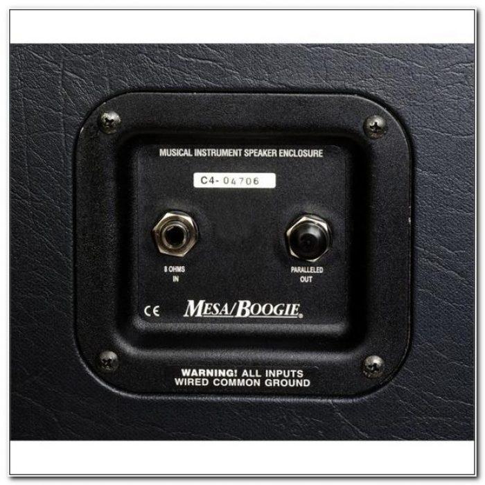 Mesa Boogie Rectifier Guitar Cabinet 2x12