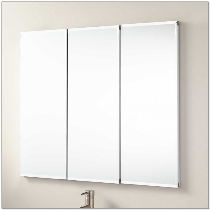 Mirror Medicine Cabinet Recessed