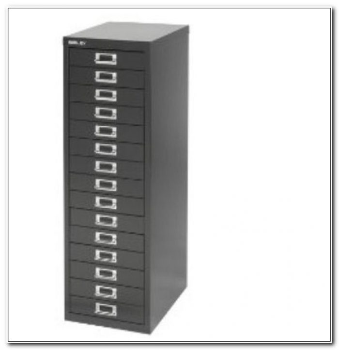 Multi Drawer Filing Cabinet