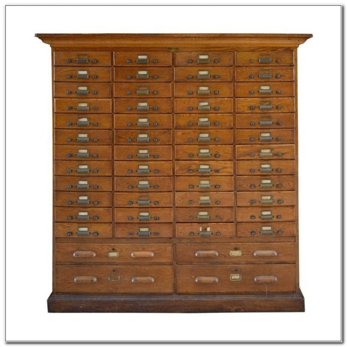 Multi Drawer Filing Cabinet Second Hand
