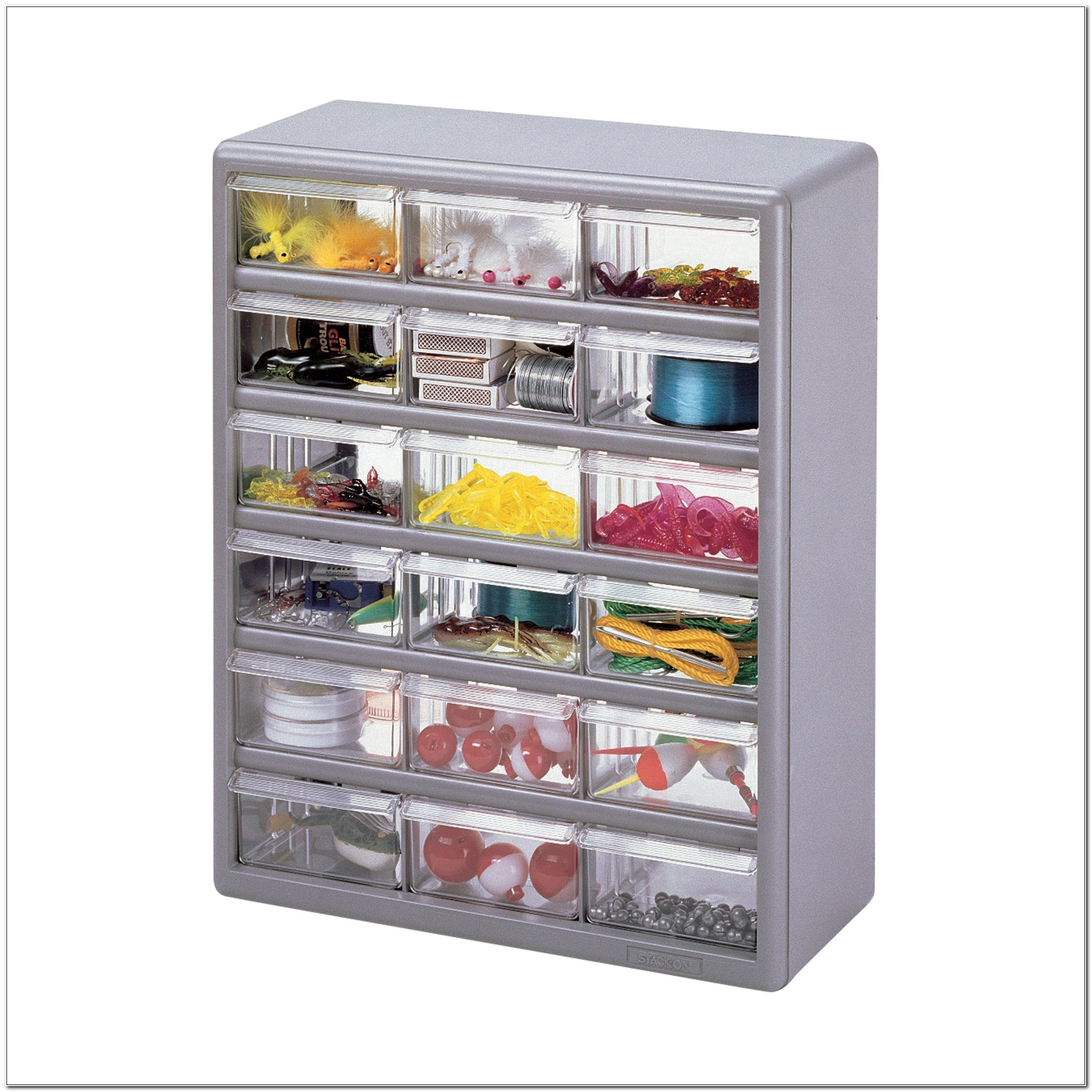 Multi Drawer Storage Cabinet Plastic