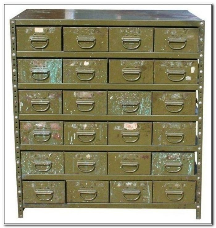 Multi Drawer Storage Cabinets