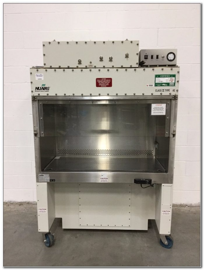 Nuaire Class Ii Biological Safety Cabinet
