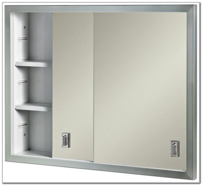 Nutone Sliding Door Medicine Cabinets
