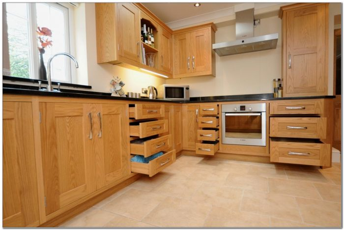 Oak Shaker Kitchen Cabinet Doors