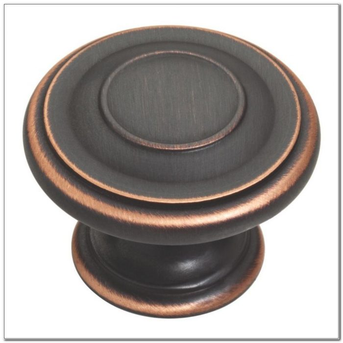 Oil Rubbed Bronze Cabinet Knobs Home Depot