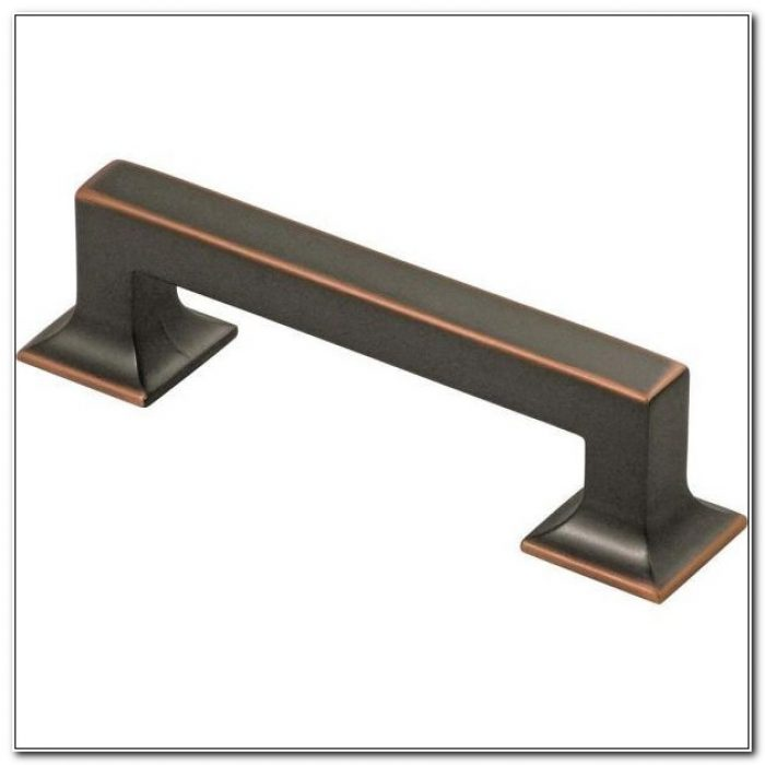 Oil Rubbed Bronze Cabinet Pulls