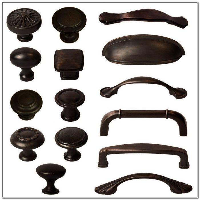 Oil Rubbed Bronze Cabinet Pulls Rustic