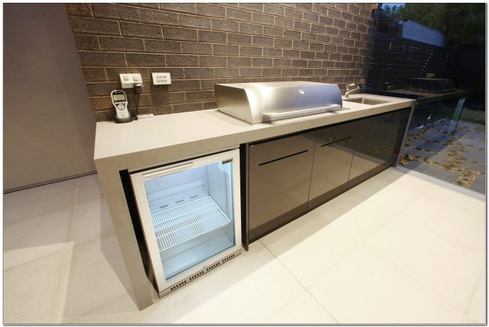 Outdoor Kitchen Cabinet Makers Melbourne