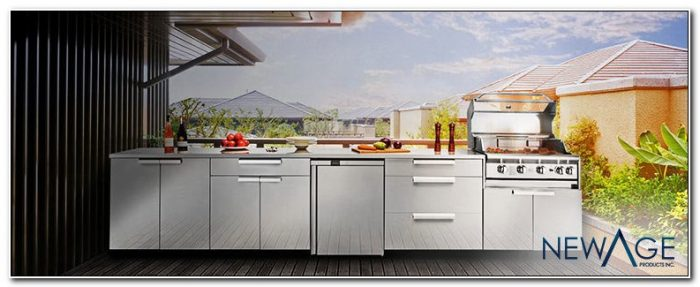 Outdoor Kitchen Cabinets Home Depot