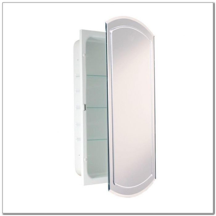 Oval Mirror Medicine Cabinet Home Depot